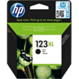 خرطوشة الحبر HP 123XL High Yield أسود - F6V19AE