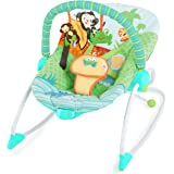 Bright Starts 60127 Pee-a-Zoo 3-in-1 Baby to Big Kid Rocker