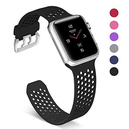 127fb45b4e8 Amazon.com  UMAXGET for Apple Watch Band 42 44mm 38 40mm