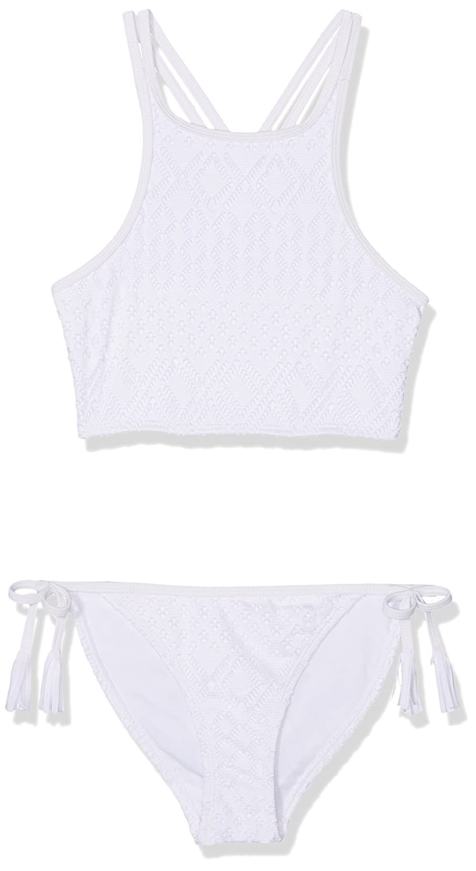 New Look Girl's Swimwear Set White 14-15 Years (Size: 165) New Look 915 5579586