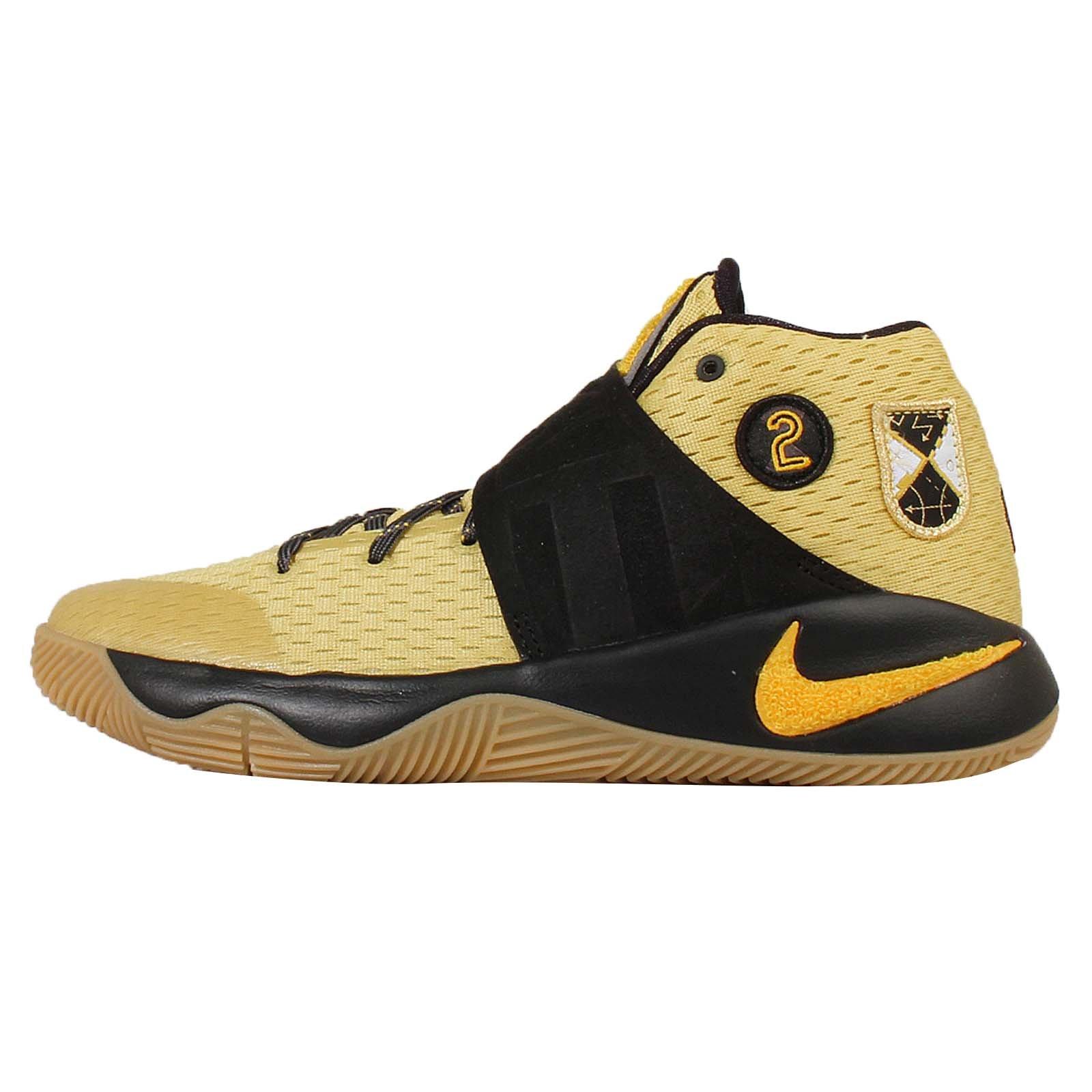 Nike Kids Kyrie 2 AS GS, ALL STAR-CELERY/VARSITY MAIZE-BLACK, Youth Size 6 by Nike (Image #1)