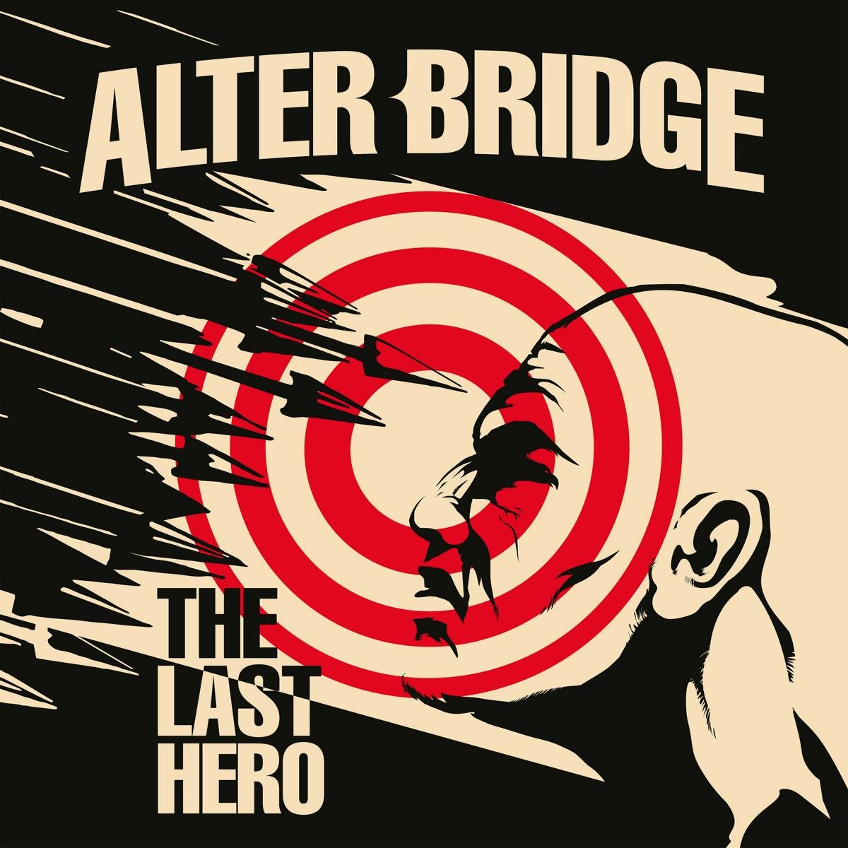 CD : Alter Bridge - The Last Hero (Digipack Packaging)
