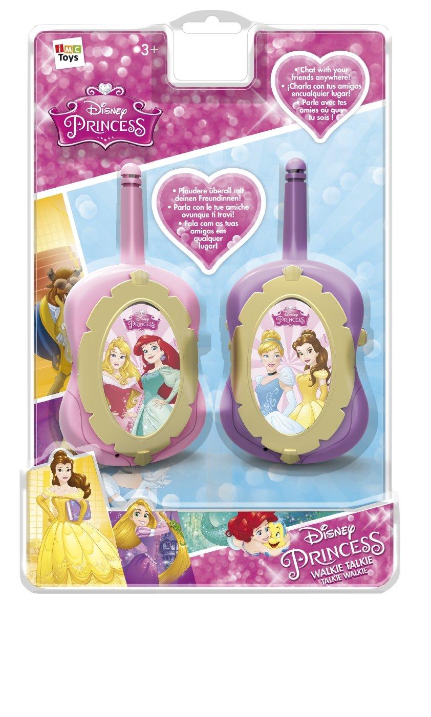 /Walkie Talkie Princesa/ /Disney IMC/ /Juego electr/ónico/ /211254/ color rosa