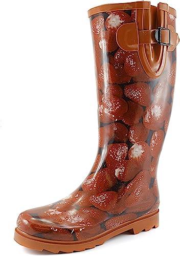 Women's Puddles Waterproof Rain Boot