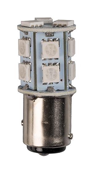 START Bombilla 13 LED PY21/5 W 12 V 21/5 W - Bombillas Coche: Amazon.es: Coche y moto