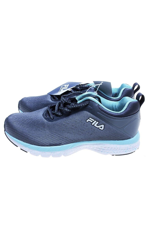 10d254aa58ac FILA Women s Memory Foam Outreach Running Shoes  Grey (8.5 US ...
