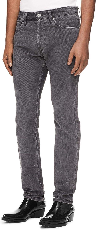 Calvin Ranking TOP15 Klein Men's 5 Pocket Cotton Twill Stretch Max 75% OFF Pants