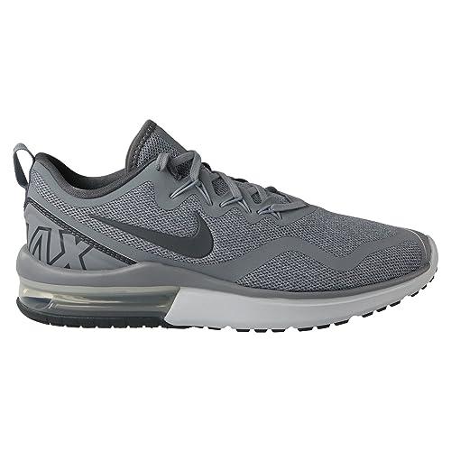 Nike Air MAX Fury, Zapatillas de Running para Hombre, Gris (Wolf Dk Grey/Stealth 004), 36.5 EU: Amazon.es: Zapatos y complementos