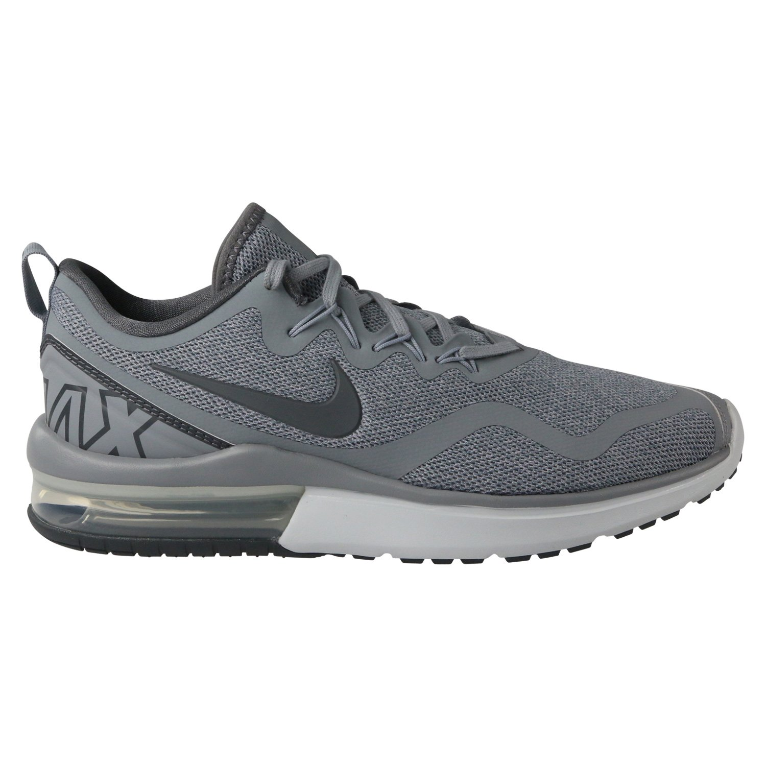 Nike Men's Air Max Fury Running Shoe Wolf GreyDark GreyStealth Size 11.5 M US