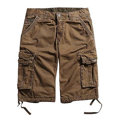 Amazon.com: Ratoop - Pantalones de trabajo para hombre ...