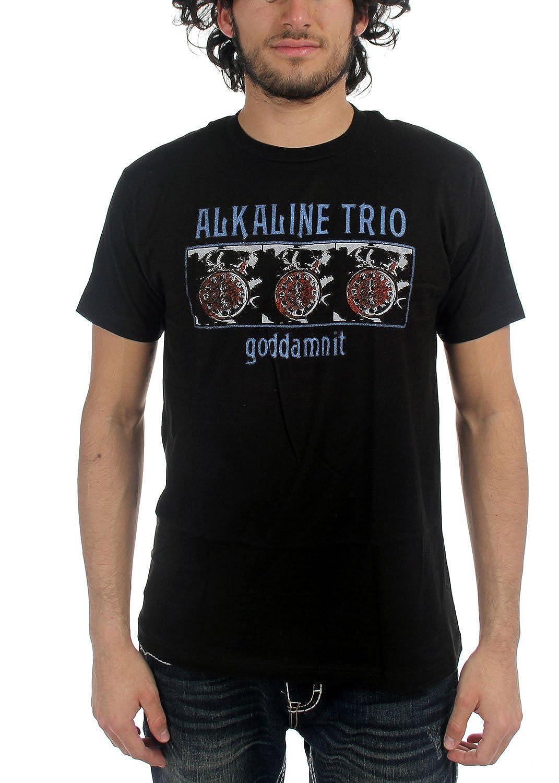 Alkaline Trio - Mens Goddamnit T-Shirt