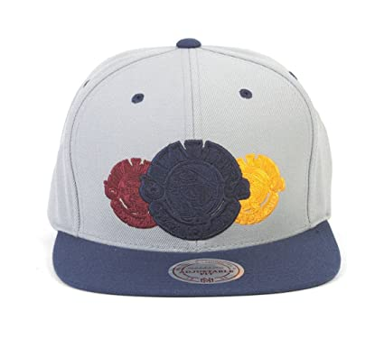 Cleveland Cavaliers NBA Mitchell & Ness Triple color Logo Stack ...