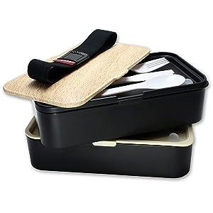 Traditional Bento Box by GRUB2GO