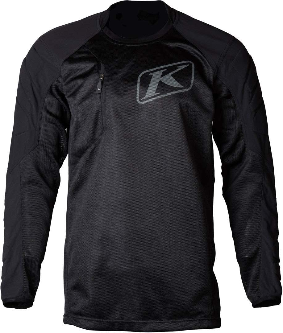 KLIM Mojave Pro Mens Motocross Motorcycle Jersey Gray//Large