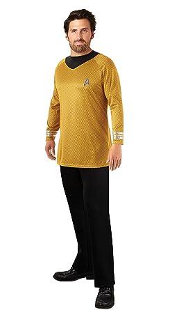 Rubies Offizielles Star Trek Spock-Kost/üm f/ür Erwachsene Gr/ö/ße S