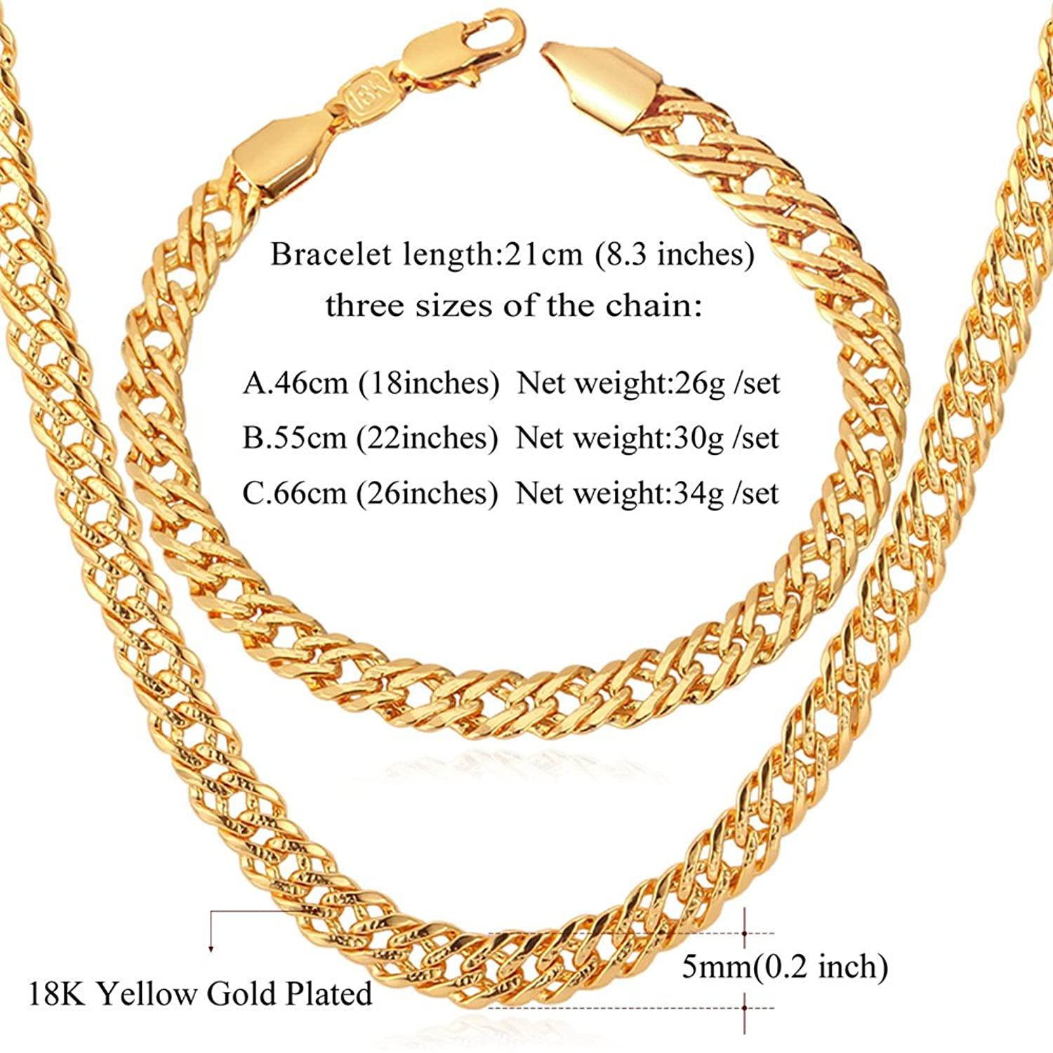 Awesome Rose Gold Necklace Mens Jewellrys Website