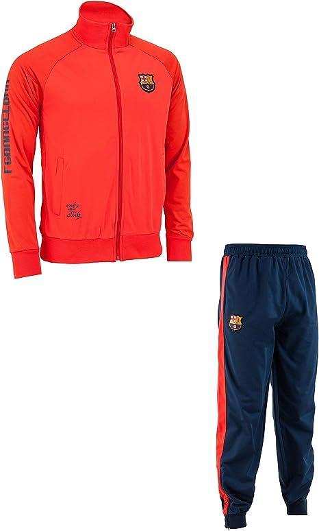 FC Barcelona Chándal Barca – Collection oficial para hombre, talla ...