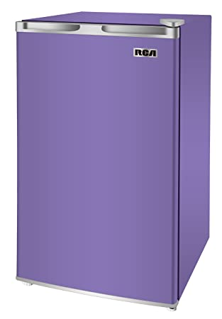 refrigerator 8 cu ft. rca rfr321-fr320/8 igloo mini refrigerator, 3.2 cu ft fridge, purple refrigerator 8