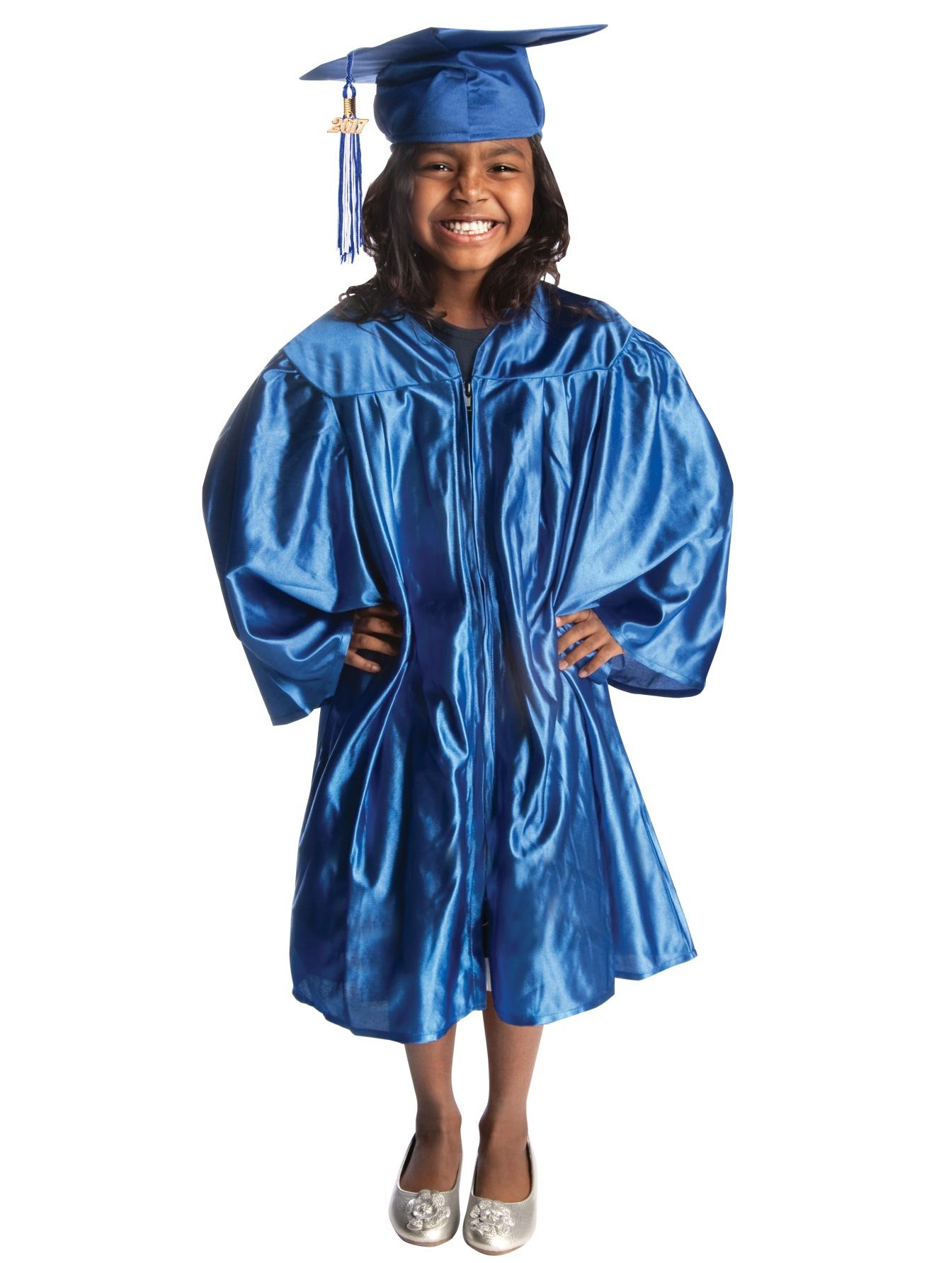 Preschool and Kindergarten Graduation Cap and Gown, Tassel and 2018 ...