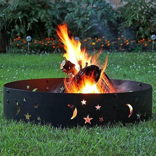 Sunnydaze Big Sky Fire Pit