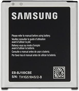 SAMSUNG batería de Repuesto Galaxy J1- Versión Extranjera: Amazon.es: Electrónica