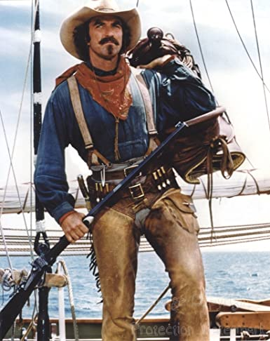 b2ed1743714d3 Tom Selleck Quigley Down Under 8x10 Photo at Amazon s Entertainment  Collectibles Store
