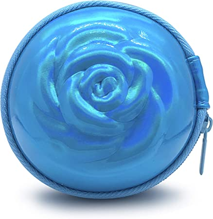 Sileu Case - Estuche para copas menstruales - Ideal para llevar tu tampón o copa menstrual de forma elegante y discreta en tu bolso o para viajes - ...