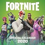 FORTNITE Official 2020 Calendar (Official Fortnite Books)