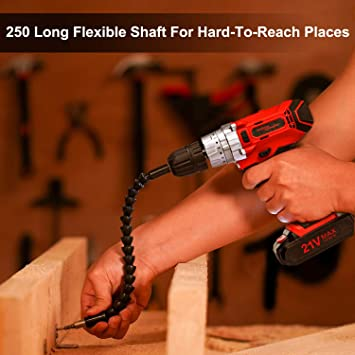 SALEM MASTER Cordless drill driver featured image 5
