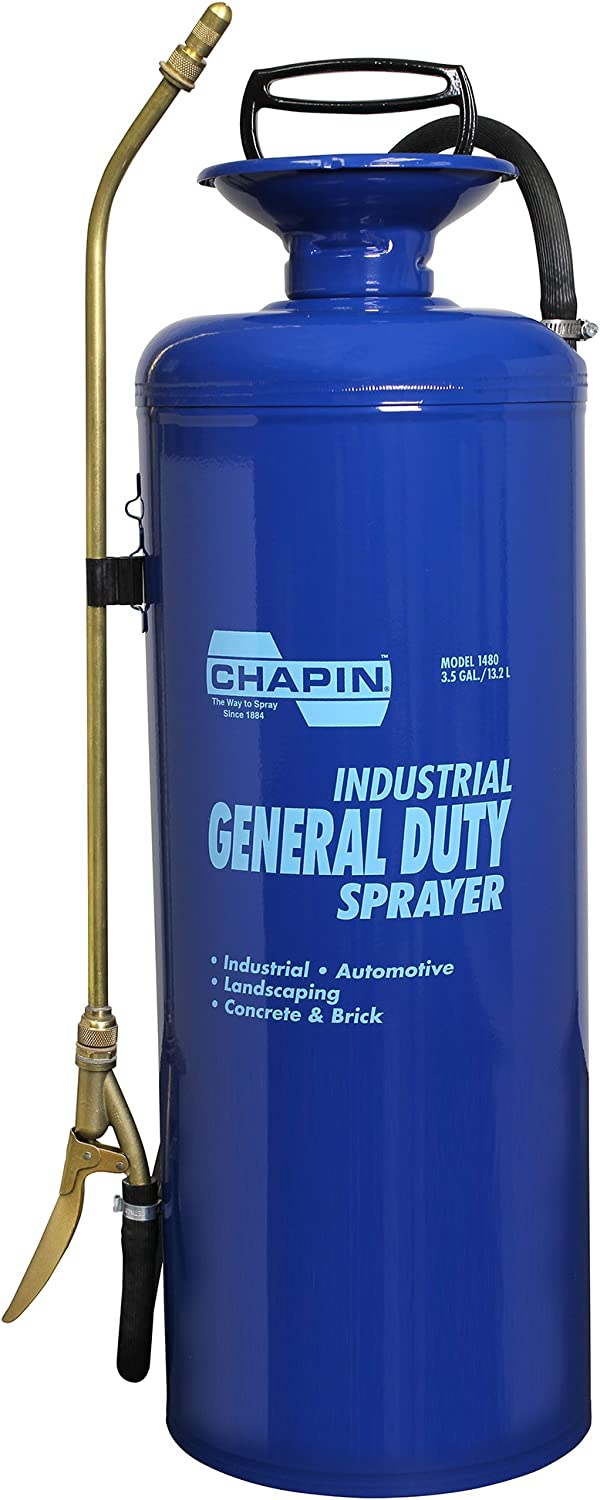 B00002N8O3 Chapin 1480 Industrial 3.5-Gallon Funnel Top General Duty Professional Sprayer for Multi-Purpose Use (1 Sprayer/Package) 71YdQQBtAsL.SL1500_