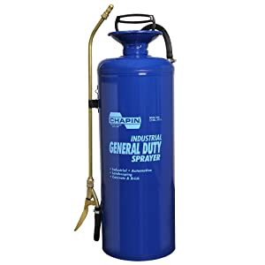 Chapin 1480 Industrial 3.5-Gallon Funnel Top General Duty Professional Sprayer for Multi-Purpose Use (1 Sprayer/Package) (Pack of 3)