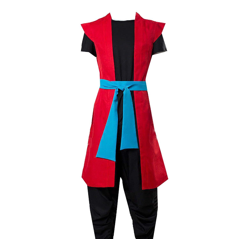 GZCOS Disfraz Completo de Goku para Adulto, Disfraz de Halloween ...