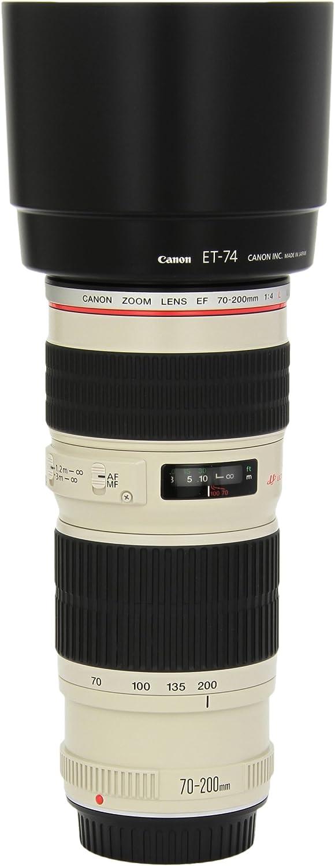 Canon Objektiv Ef 70 200 Mm F 4l Usm Kamera