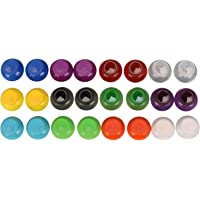 Timorn 12 pares / 24 piezas de repuesto nuevas mando analógico Thumbsticks 3D THUMBSTICK Joystick Cap para XBOX ONE (12 pares)