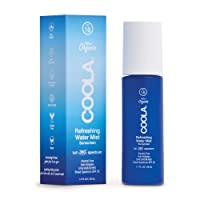 COOLA Suncare COOLA Full Spectrum 360° Refreshing Water Mist Organic Face Sunscreen...