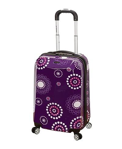 Rockland Vision Hardside Spinner Wheel Luggage