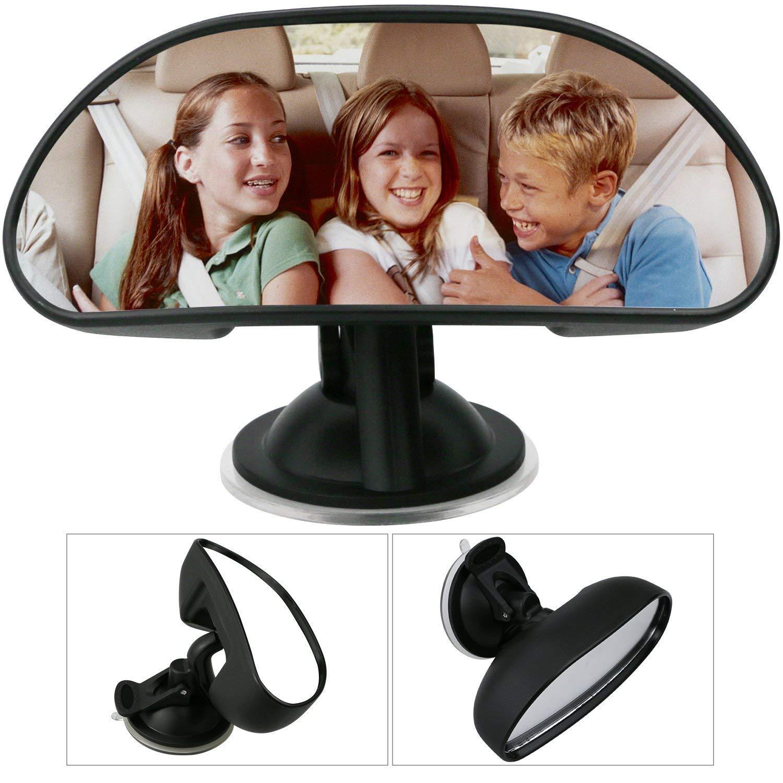 XBXB Baby Rear Seat Mirror,Baby Rear View Mirror, Baby Mirror Rear Seat Mirror, Car Rear View Mirror
