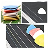 Tailors Chalk Triangle Tailor's Fabric Marker Chalk - Triangle Chalks for Tailoring, Sewing, Quilting, Crafting, Notions, Fabric Marking - Sewing Notions & Accessories