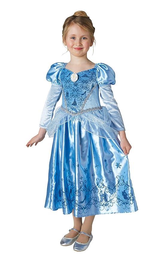 Rubies 640080M Disfraz de princesa Disney de invierno para niñas ...