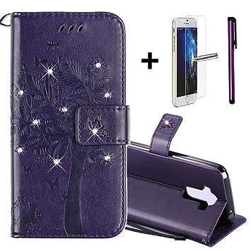 LG LS770/LG G Stylo/LG G4 Stylus teléfono Funda Caso [con ...