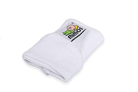 Breathable Cover for Mimos Pillow (Size: XL)- White