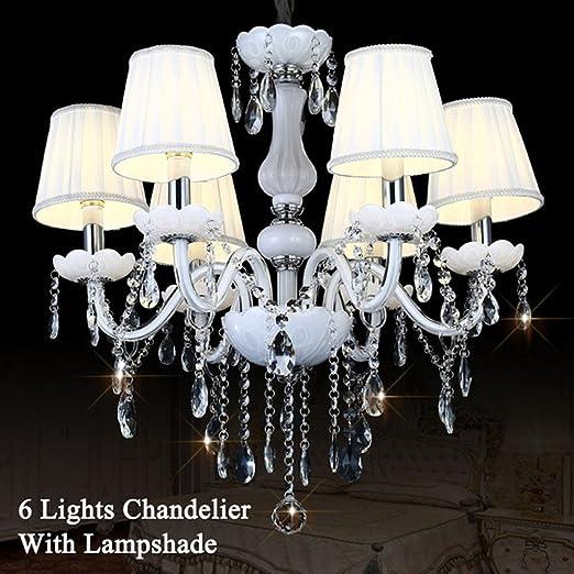 Lámparas Colgantes Moderna lámpara de Cristal, lámpara de ...