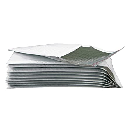 StarBoxes 100 Poly Mailers Bags 19x24 #7 Pouches Envelopes White Self-Sealing