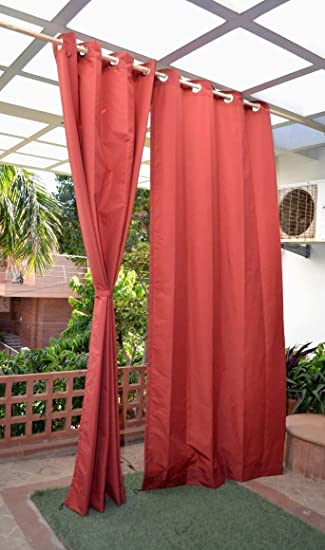 HIPPO Waterproof Outdoor Curtains