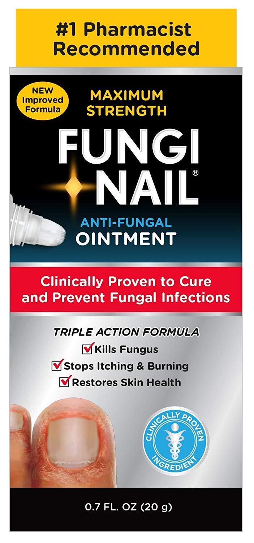 Fungi Nail Maximum Strength Toe & Foot Anti-Fungal Ointment by Fungi Nail