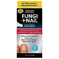 Fungi Nail Toe and Foot Ointment, 0.7 Ounce by Fungi Nail