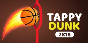 Tappy Dunk - Hit Basketball Shots 2018 by JustForward Hyper Casual Games