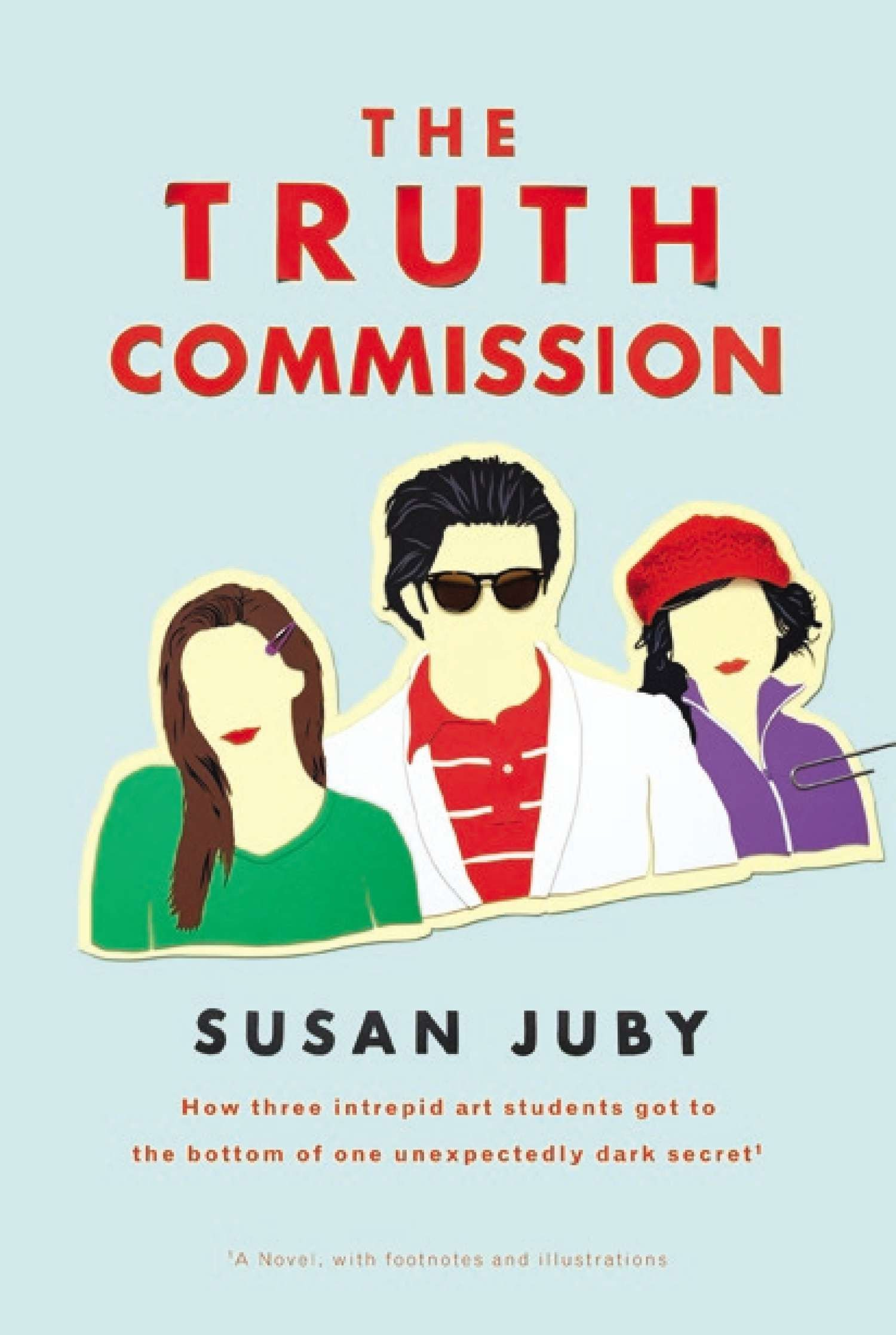 Image result for the truth commission book