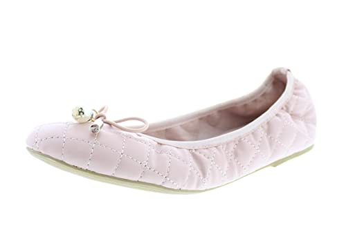 7739bb18ae85b4 Aliyah Pink Ballet Flats Shoes for Women