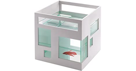 Umbra 2-Gallon FishHotel Mini Aquarium only $28.00